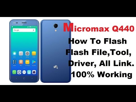 Micromax Q440 Flashing Solution,How To Flash,Firmware And Flash Tool, 1000%  Done