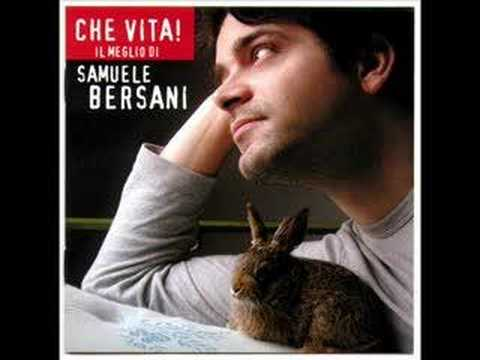 Samuele Bersani Cosa vuoi da me