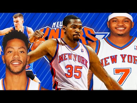 What If Kevin Durant Signs To The New York Knicks?