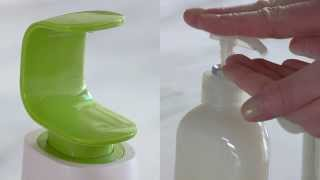 Joseph Joseph C-pump™ - Single-handed soap dispenser