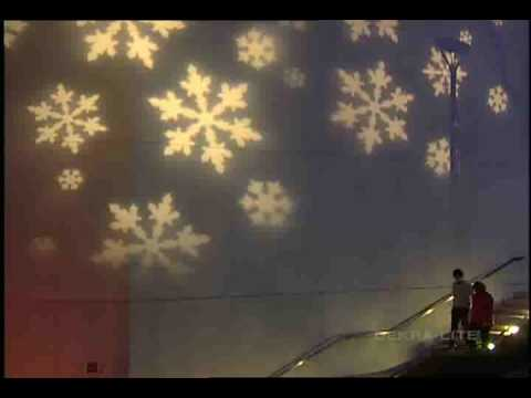 image projection system dekra lite commercial outdoor christmas decorations - Commercial Christmas Decorations