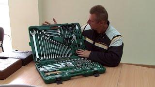Смотреть видео Набор инструментов