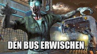 CALL OF DUTY BLACK OPS 2 Zombie Mode Gameplay - Den Bus erwischen