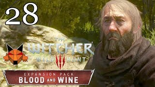 Let's Play Witcher 3 Blood and Wine DLC [PC/1080P/60FPS/Blind] Part 28 - Bloodlust