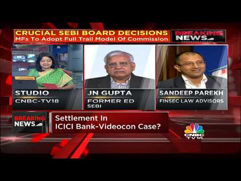 ICICI To Settle Videocon Case?