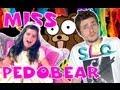 Miss Pedobear - SLG N°65 - MATHIEU SOMMET