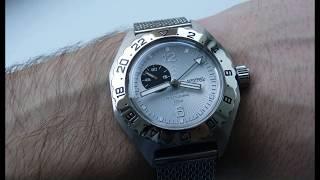 Розпакування годин Схід спецсерій Мераном 650519B