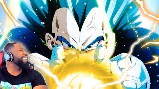 SSG GOKU SUMMONS ANIMATION RIGHT ON TIME! Dragon Ball Z DBZ Dokkan Battle SSBE VEGETA