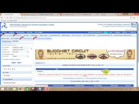 How To Book IRCTC Tatkal Ticket In 1 Minute With Proof [Must Watch]