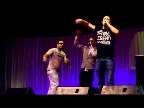 MC Yankoo Ft. Deep Criminal & LDT (Austria Dance Music Award) We Like To (live)