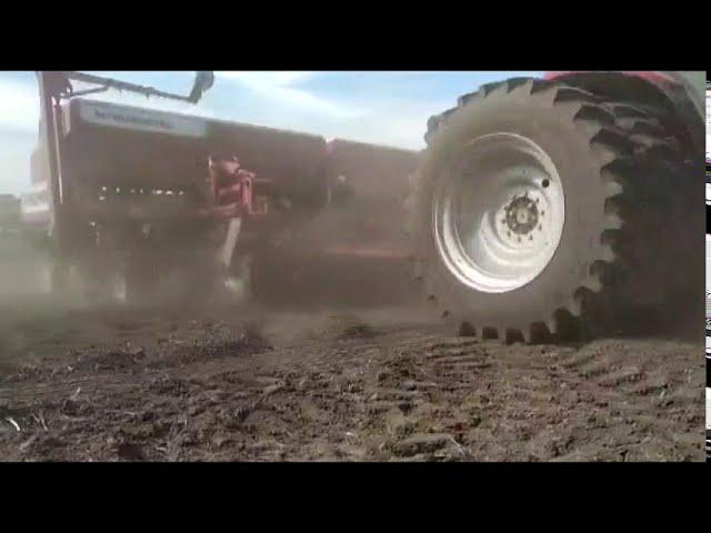 Sembradoras Monumental, Sistema Presicium Planting, modelo 7250, granos gruesos a 35 cm y a 52 cm.