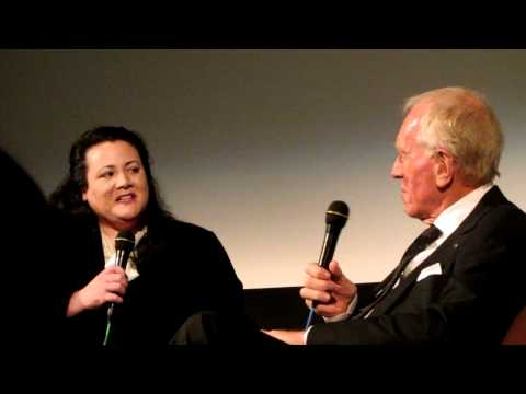Extremely Loud Incredibly Close actor Max Von Sydow interview 2012 part 1/12
