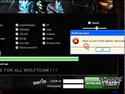wolfteam ap hack 2012