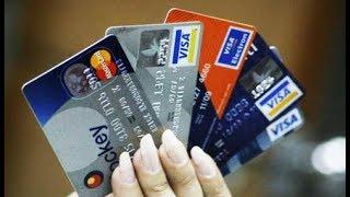 ¿Cuantas Tarjetas de Credito hay que tener?
