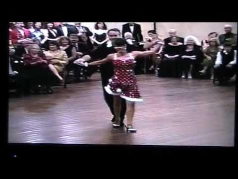 Dances with the Tyler Stars Stepp Swing