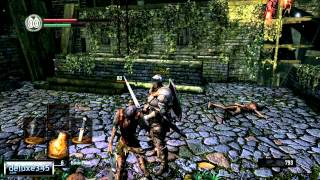 Dark Souls: Prepare To Die Edition Gameplay (PC HD)