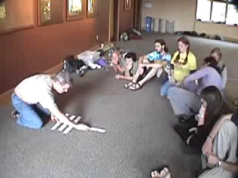 Hidden Numbers Duct Tape Teambuilding Game Youtube