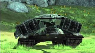 Halo Reach: United Nations Tank Armor