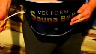 Инфракрасная сауна пояс для похудения  Far Infrared Sauna Heat Type Slimming Belt fat burning belt