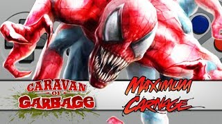 Spider-Man Maximum Carnage (SNES ) - Caravan Of Garbage
