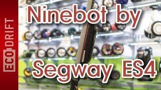 Обзор электросамоката Ninebot ES4. Ставим дополнительный аккумулятор на Ninebot ES2