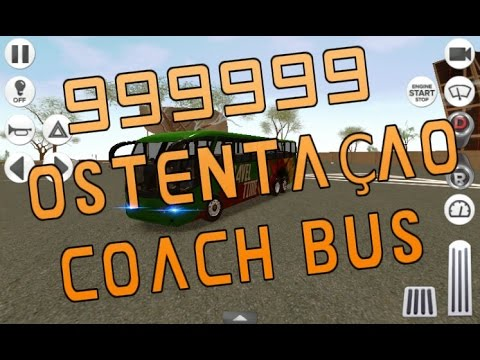como hacker coach bus simulador android