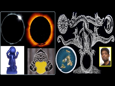 Flat Earth Observations: Sun, Moon, Stars & Nibiru - Rahu & Ketu Eclipses Explained!!!