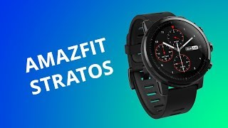 "Xiaomi Amazfit Pace 2 ""Stratos"" [Análise / Review]"
