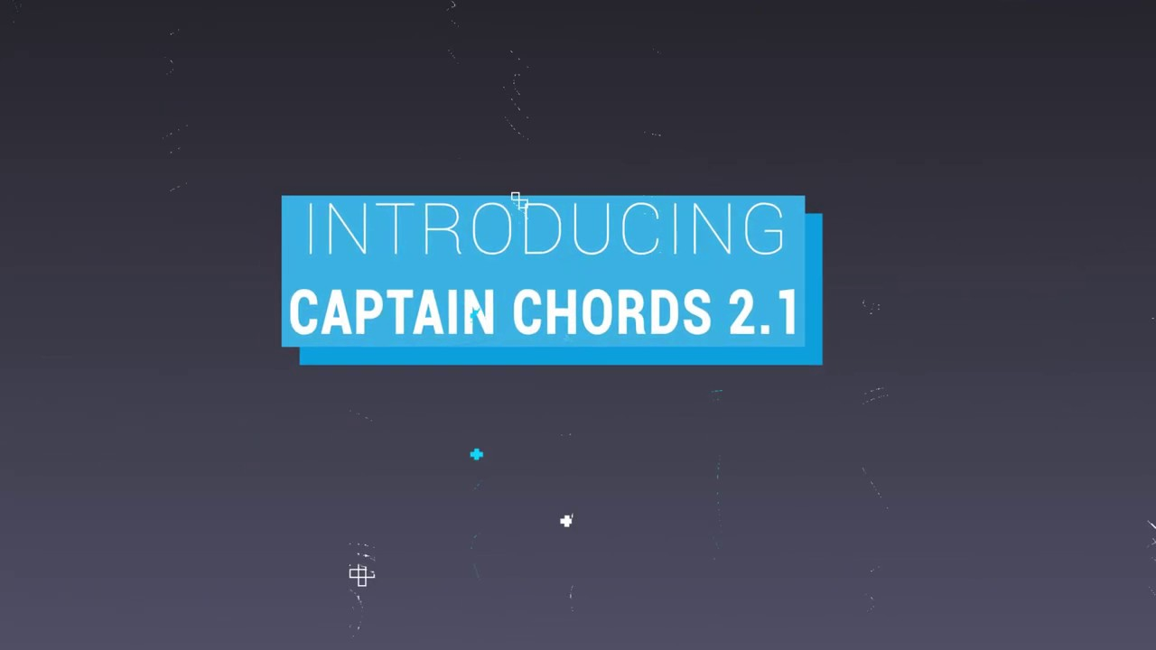 Captain Chords 2 1 - Award-winning VST/AU Plugin for Music Composition