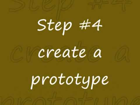 5 steps to invent something the basics