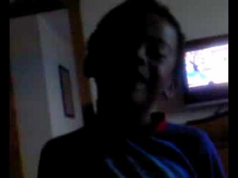 kingsley on samsung D900 mobile phone video a