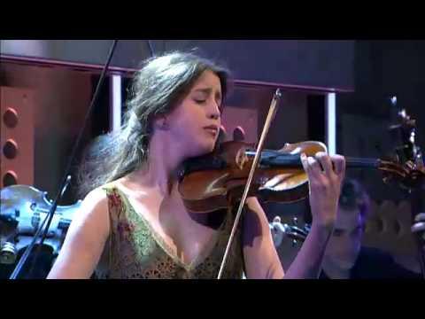 Muziek: Vilde Frang - Violin Concerto nr. 5 (Mozart)