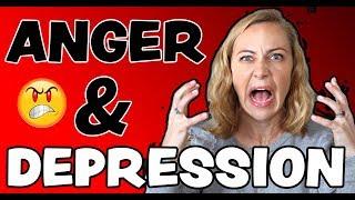 Anger in Depression | Kati Morton