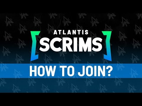 How to play Fortnite Atlantis Scrims? 🔧