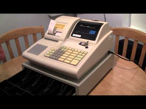 Geller Cash Register Macine Till