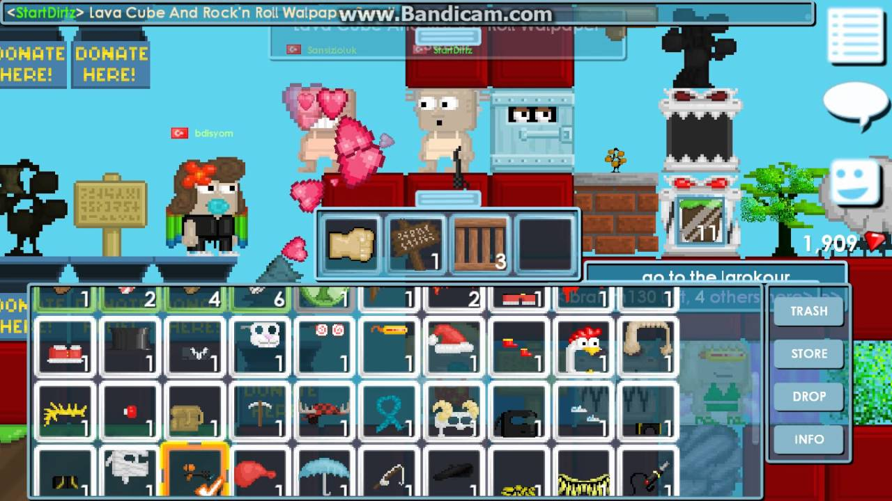 growtopia rock and roll