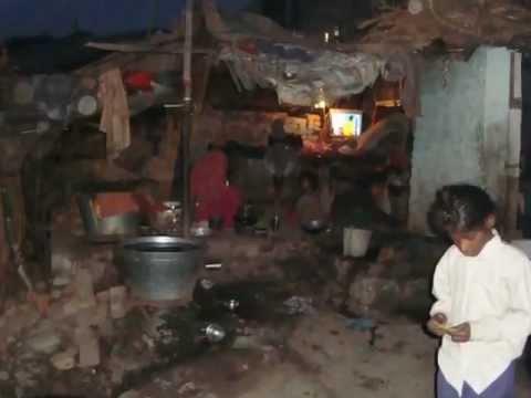 Slum Life in Jalandhar City of Punjab State of India