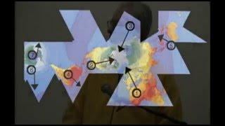 Bucky Fuller's Dymaxion Map [Part 6 of 14]