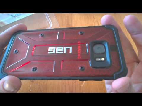 UAG -Urban Armor Gear case review for Samsung S7 Edge