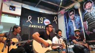 NAIF - tanpaku (accoustic) @19th naiffersary