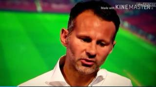 "Ryan Giggs' punditry skills need some sharpening, says Premier League is ""war of nutrition"