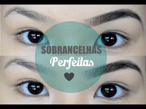 Sobrancelhas Perfeitas! By: Kindy Kawa