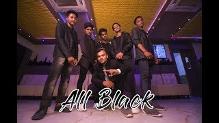 All Black | Sukhe | Raftaar | Dance Choreography | Atamjeet institute of Dance & Arts