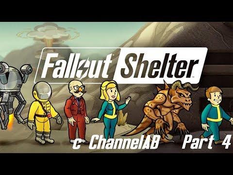 СПАСАЕМ NUKA-COLA!!! Ужас вне убежища в Fallout Shelter [Часть 4]