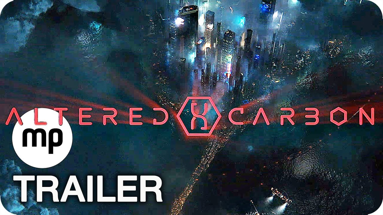 Altered Carbon Staffel 2