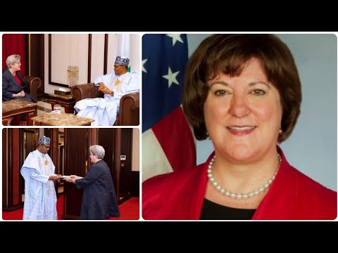 JUST IN: How US Ambassador To Nigeria Mary Leonard Brokered The Deal That Freed S0W0RE & Dasuki