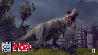 """CGI 3D Animated Trailers: """"Jurassic World Evolution"""" - by RealtimeUK"""