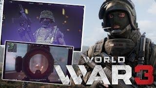 WORLD WAR 3 - Nowe WIDEO z ROZGRYWKI + Gameplay jest BLISKO!