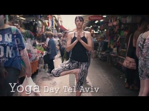 International Yoga Day Celebrated in Tel Aviv