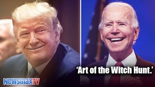 Biden will feed Trump to the wolves | Grant Stinchfield